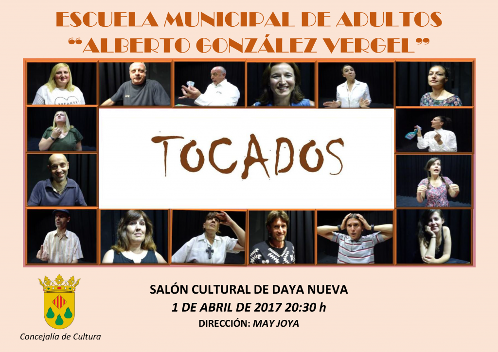 Theatrical Performance in Daya Nueva - April 1
