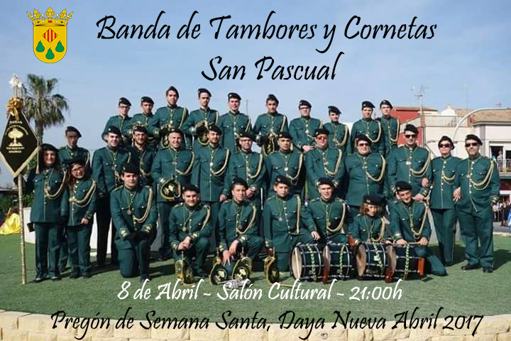 Performance of the Band of Drums and Horns San Pascual de Dolores