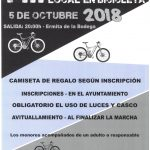 VIII ª MARCHA LOCAL EN BICILETA
